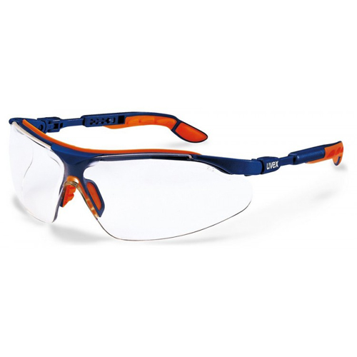 Lunette de Protection I-VO 9160-265 Blue-orange supravision HC-A